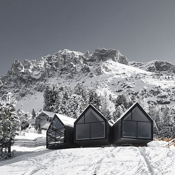 Peter Pichler Architecture in collaboration with Pavol Mikolajcak