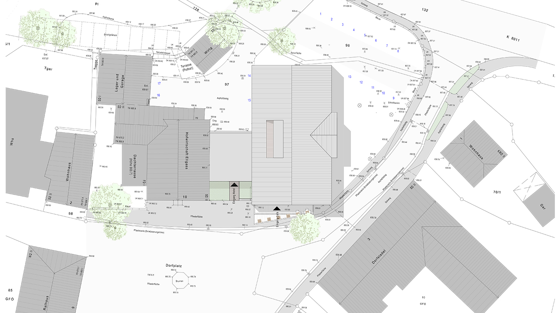 site plan markus tauber architectura}