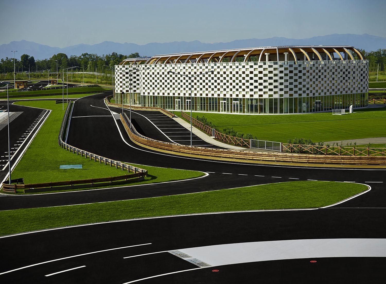 Centro Guida Sicura headquarters Ph. Tom Vack