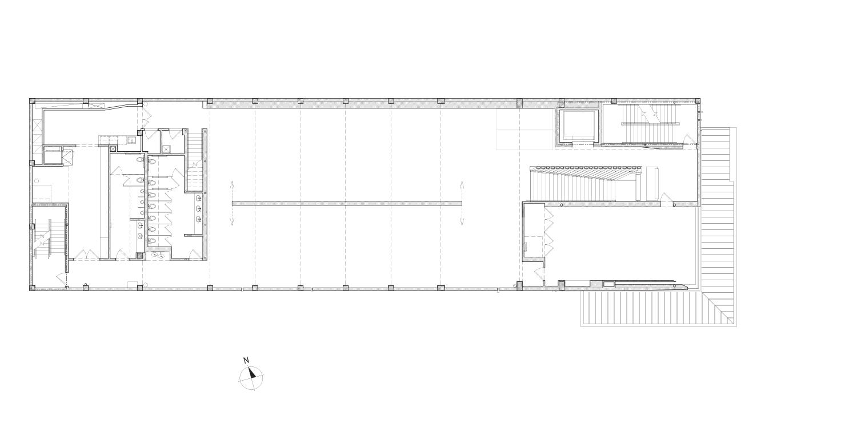 Plan_2nd Floor LTL Architects}