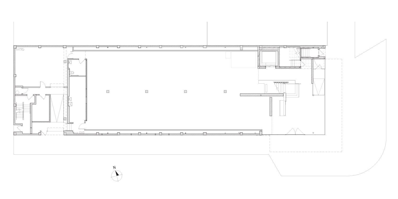 Plan_Ground Floor LTL Architects}