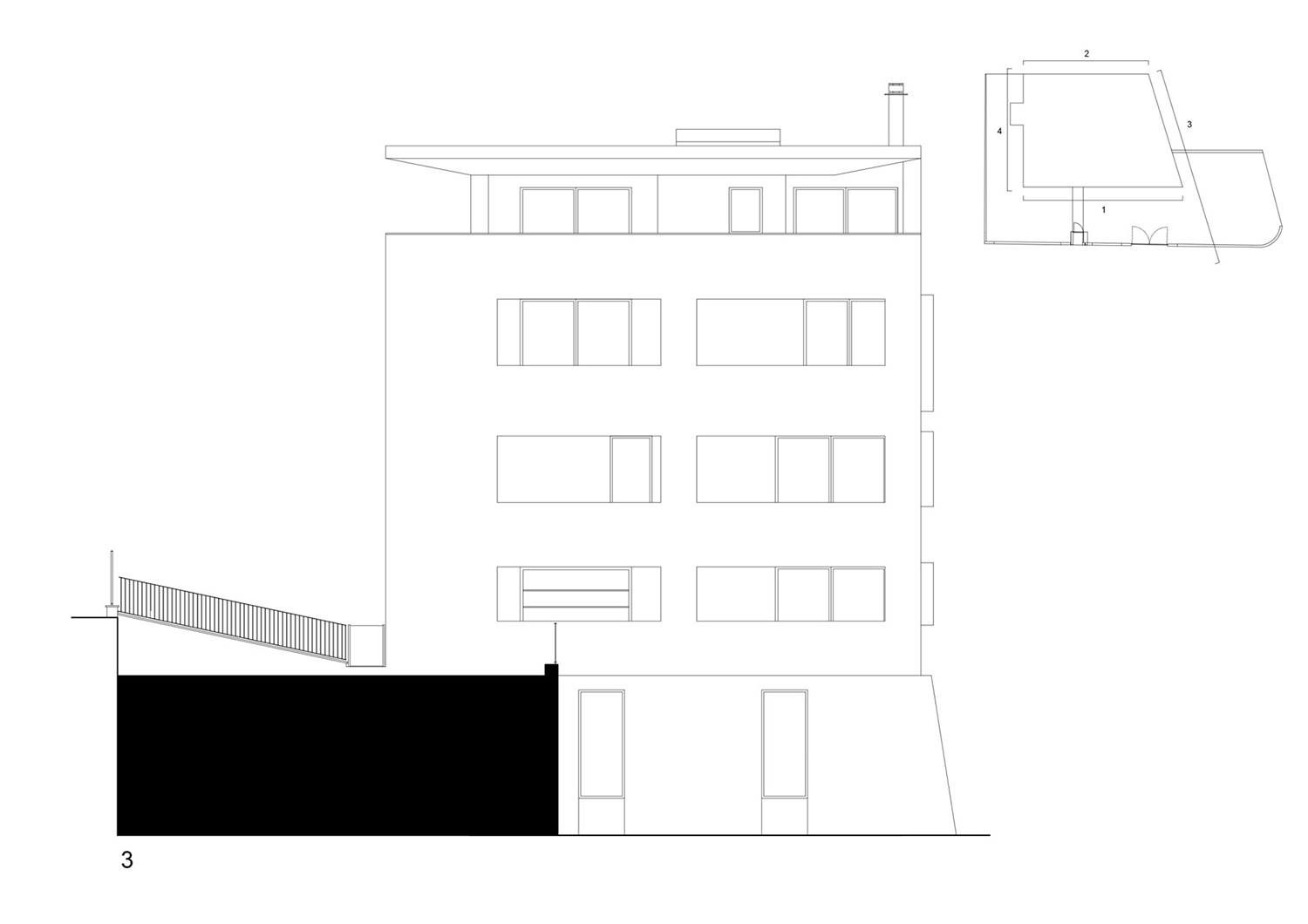 Side View C ReCS Architects}