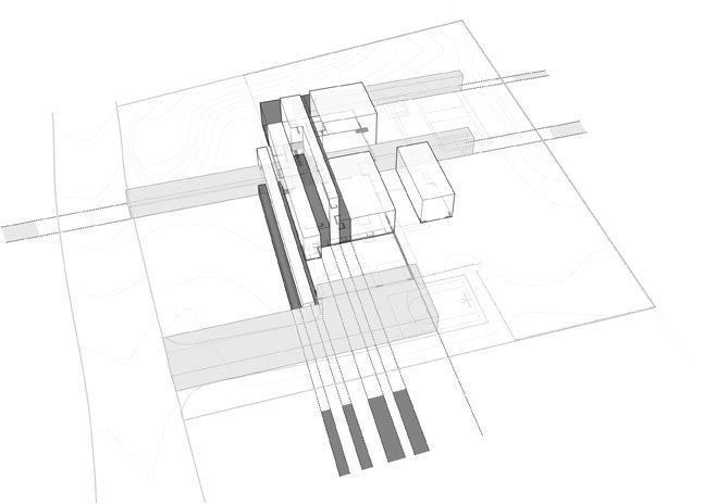 Site Strategy Diagram SPG Architects}