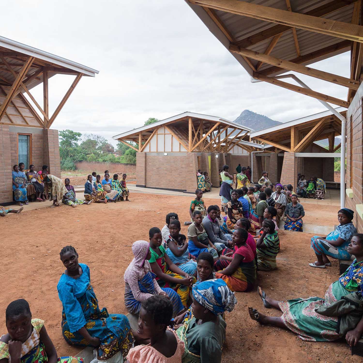 Maternity Waiting Village