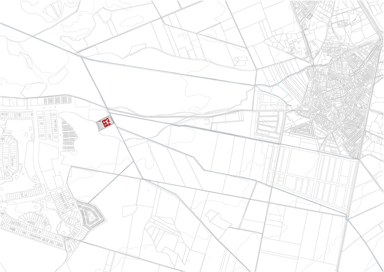 Location map. Contextos de Arquitectura y Urbanismo}