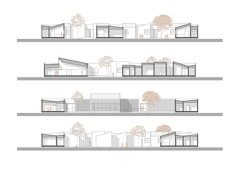 Section Contextos de Arquitectura y Urbanismo}