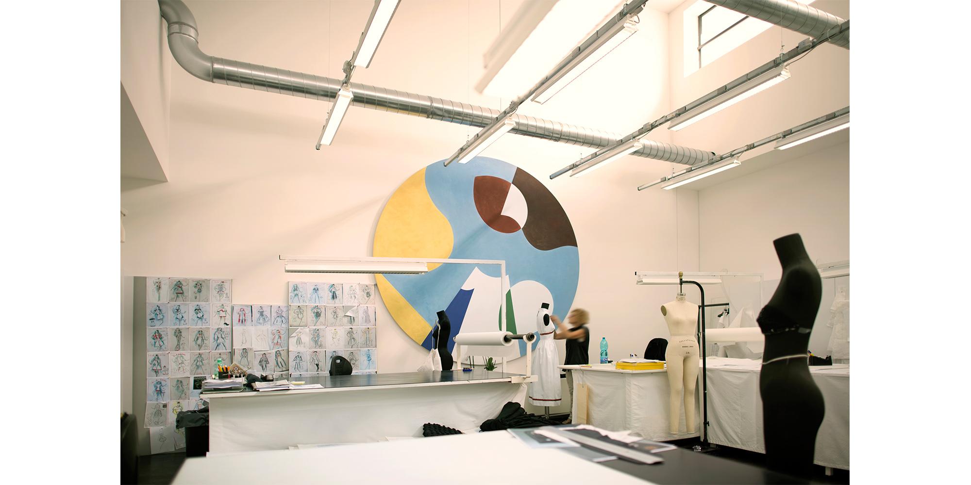 RTW atelier by Emanuele Scorcelletti