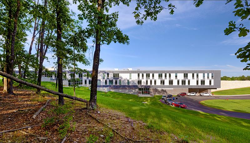 Exterior - West Elevation Gayle Babcock, Architectural Imageworks, LLC