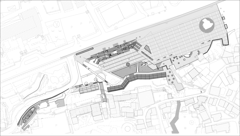 Site Plan Antalya Metropolitan Municipality Archive}