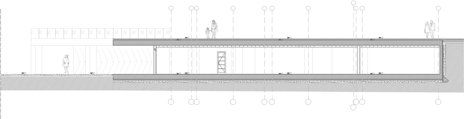 Commercial Units / Viewing Terrace Section 1 Antalya Metropolitan Municipality Archive}