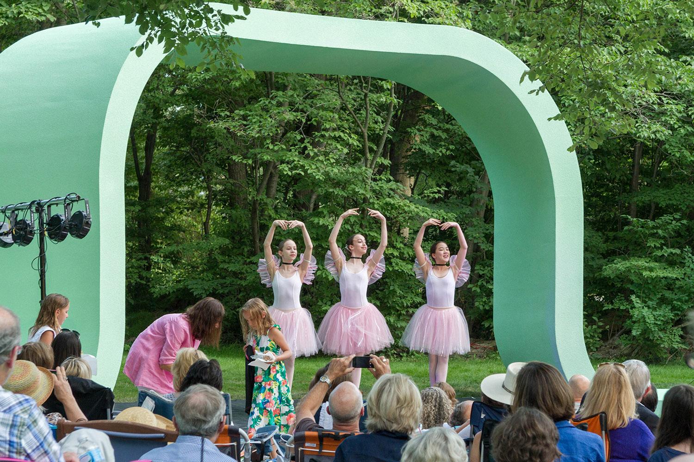 Dance performance July 2016, Ruth Page School of Dance Nick Zukauskas