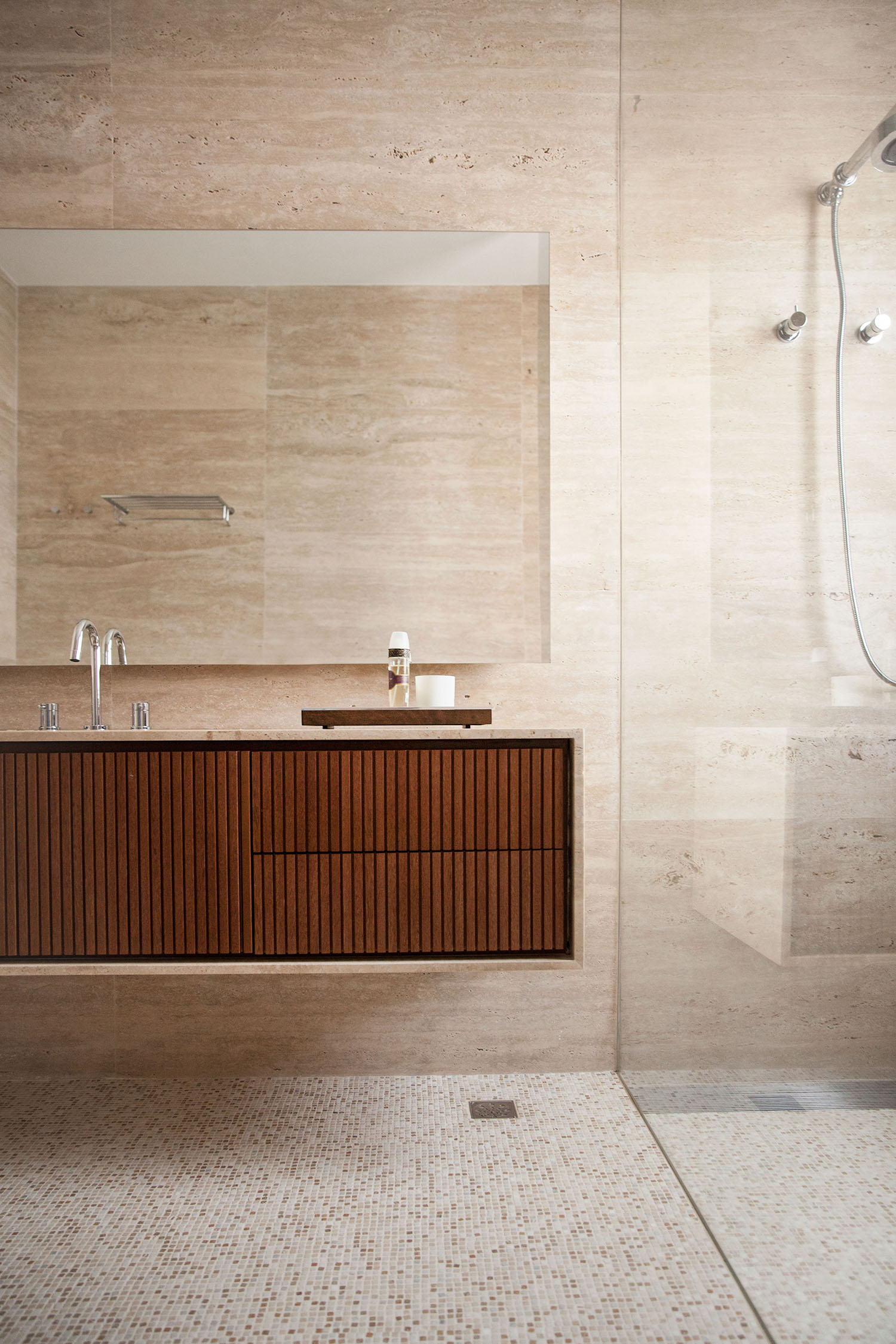 Bathroom - Washbasin design by studio mk27 }