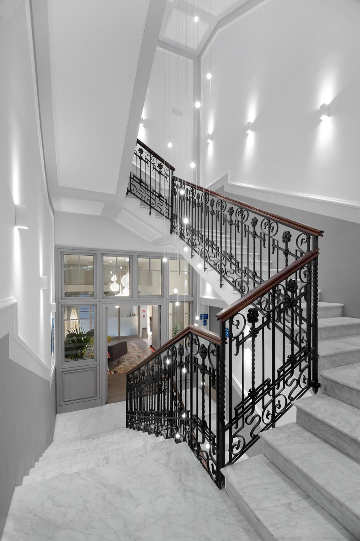 Stairs Gianluca Milasi