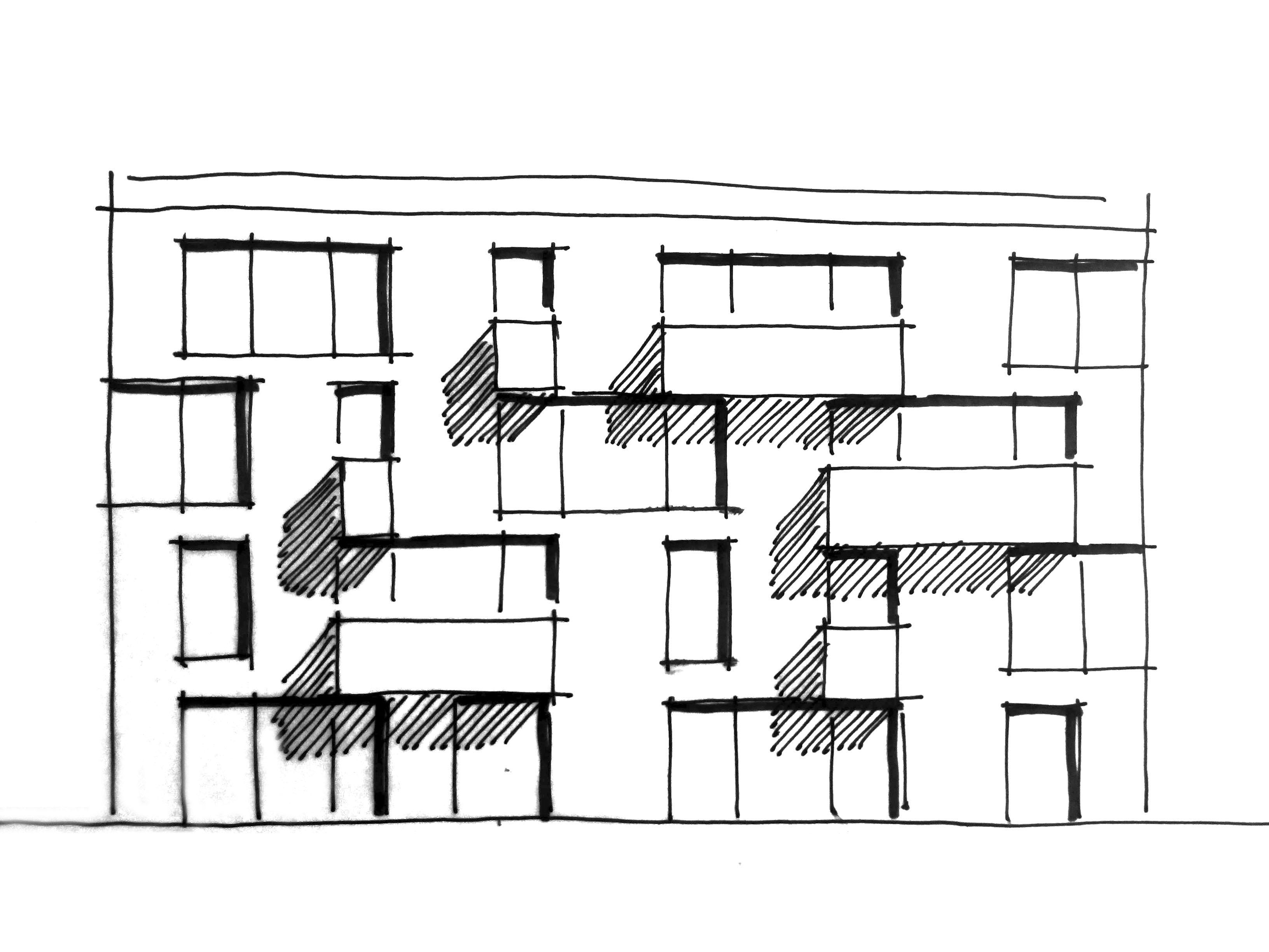 sketch evaluation SEHW Architektur}