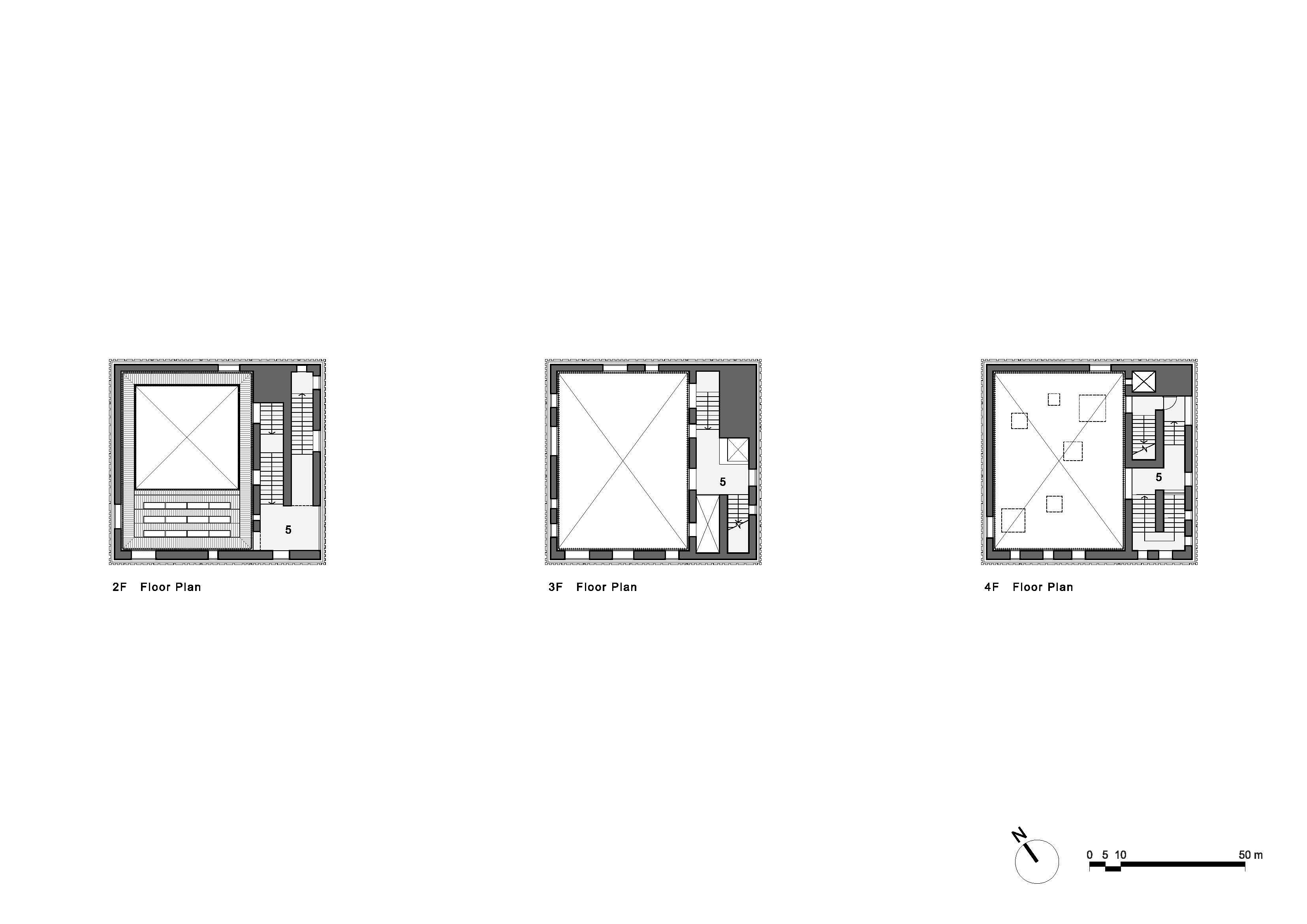 Souzhou Chapel floor plan 2 }