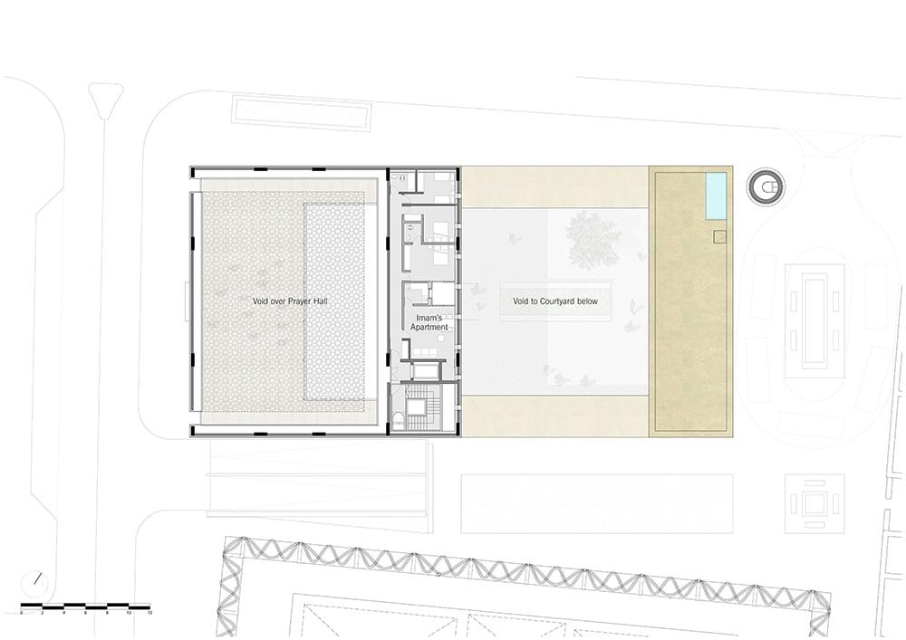 Second Floor Plan_John McAslan + Partners6 }