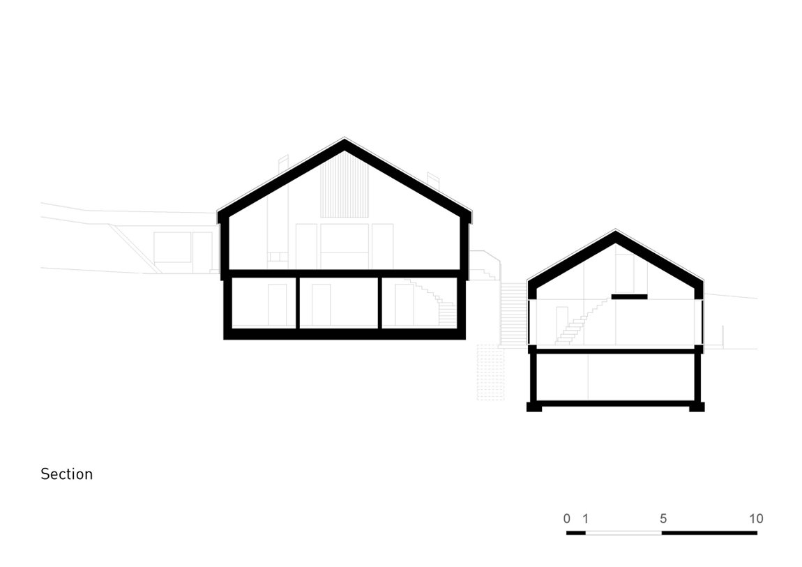 Plan Layout / Section }