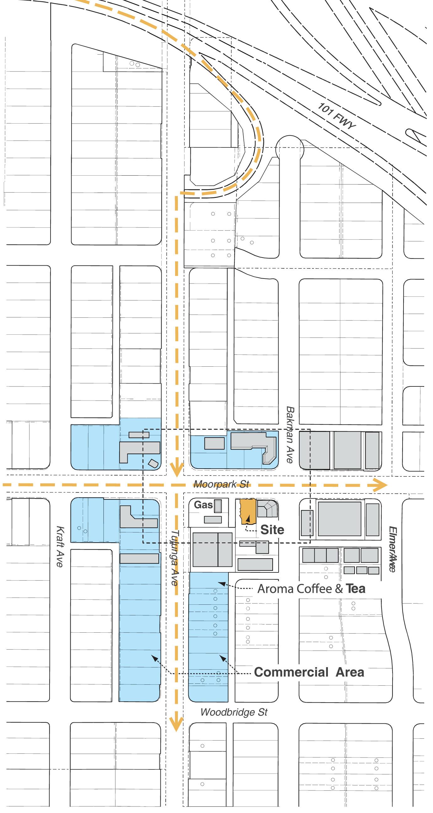Urban diagram Griffin Enright Architects}