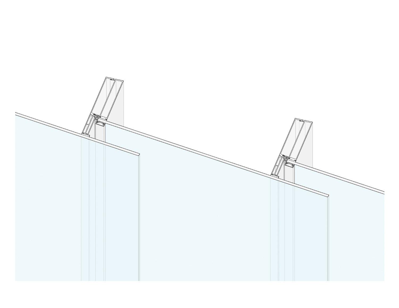Curtain Wall Detail Bohlin Cywinski Jackson}