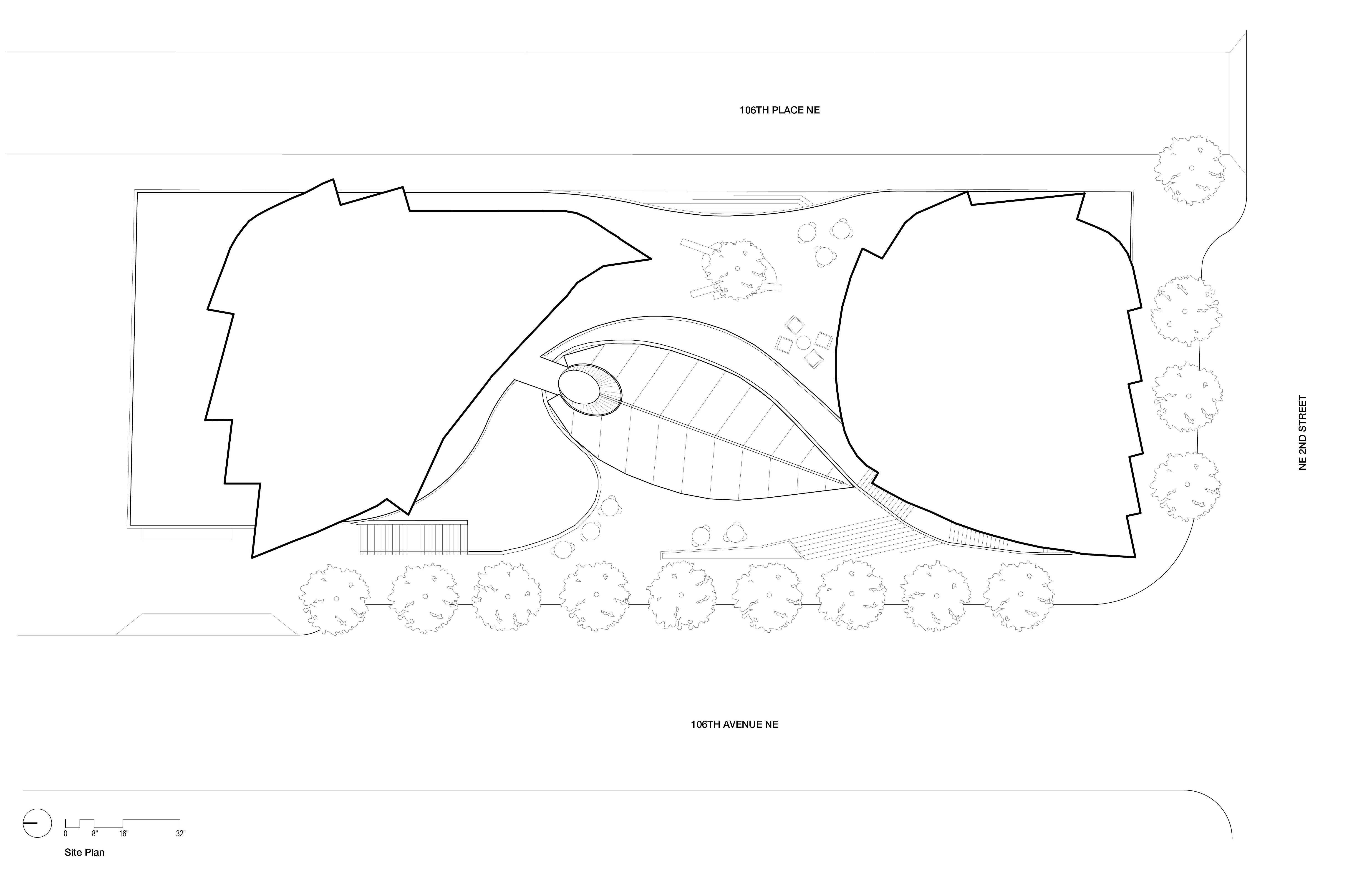 SOMA Towers Site Plan Bohlin Cywinski Jackson}