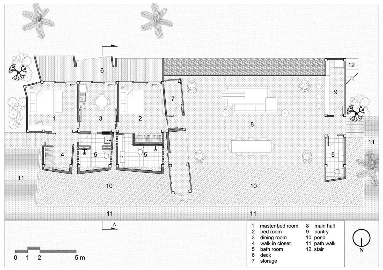 Ground Floor Plan NPDAstudio}