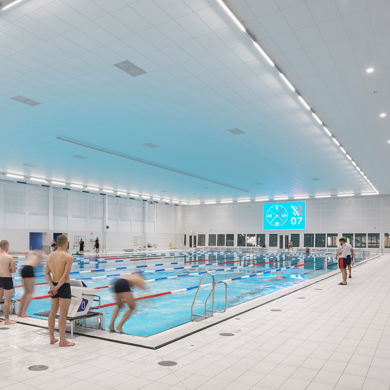 Top Sports Swimming Venue Rotterdam