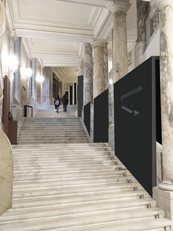 Stairs  Schluderarchitektur with Tabanlioglu Architects