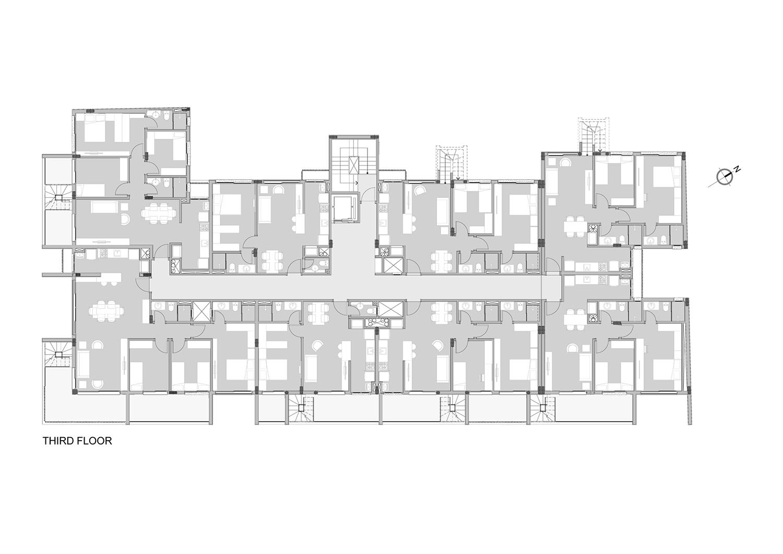 Third Floor }