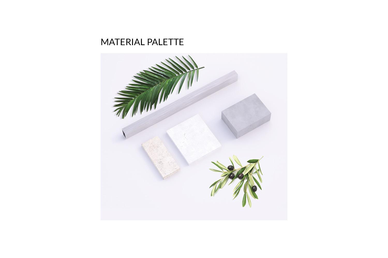 Material Palette AVA