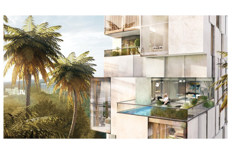 Terraces IDDQD Studio, AVA