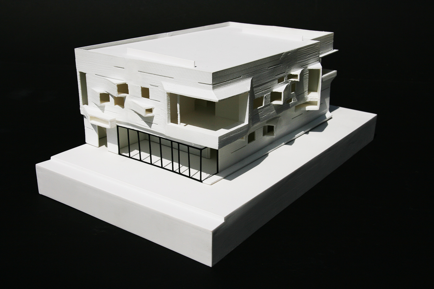 Physical Model  Griffin Enright Architects}