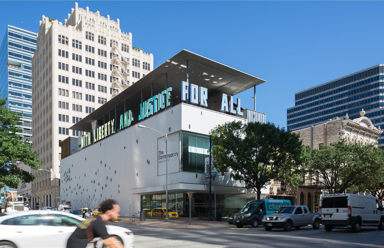 Ltl Architects The Contemporary Austin Jones Center