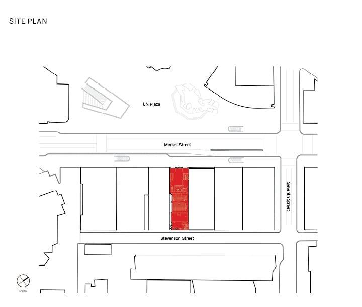 Site Plan }