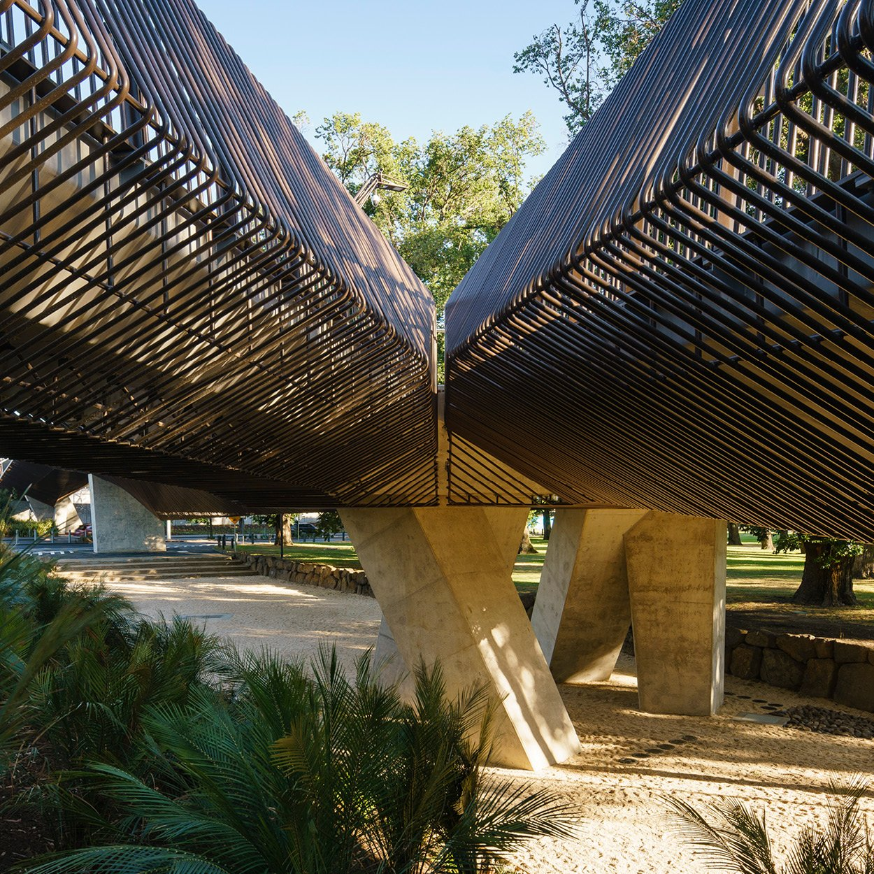 John Wardle Architects and NADAAA