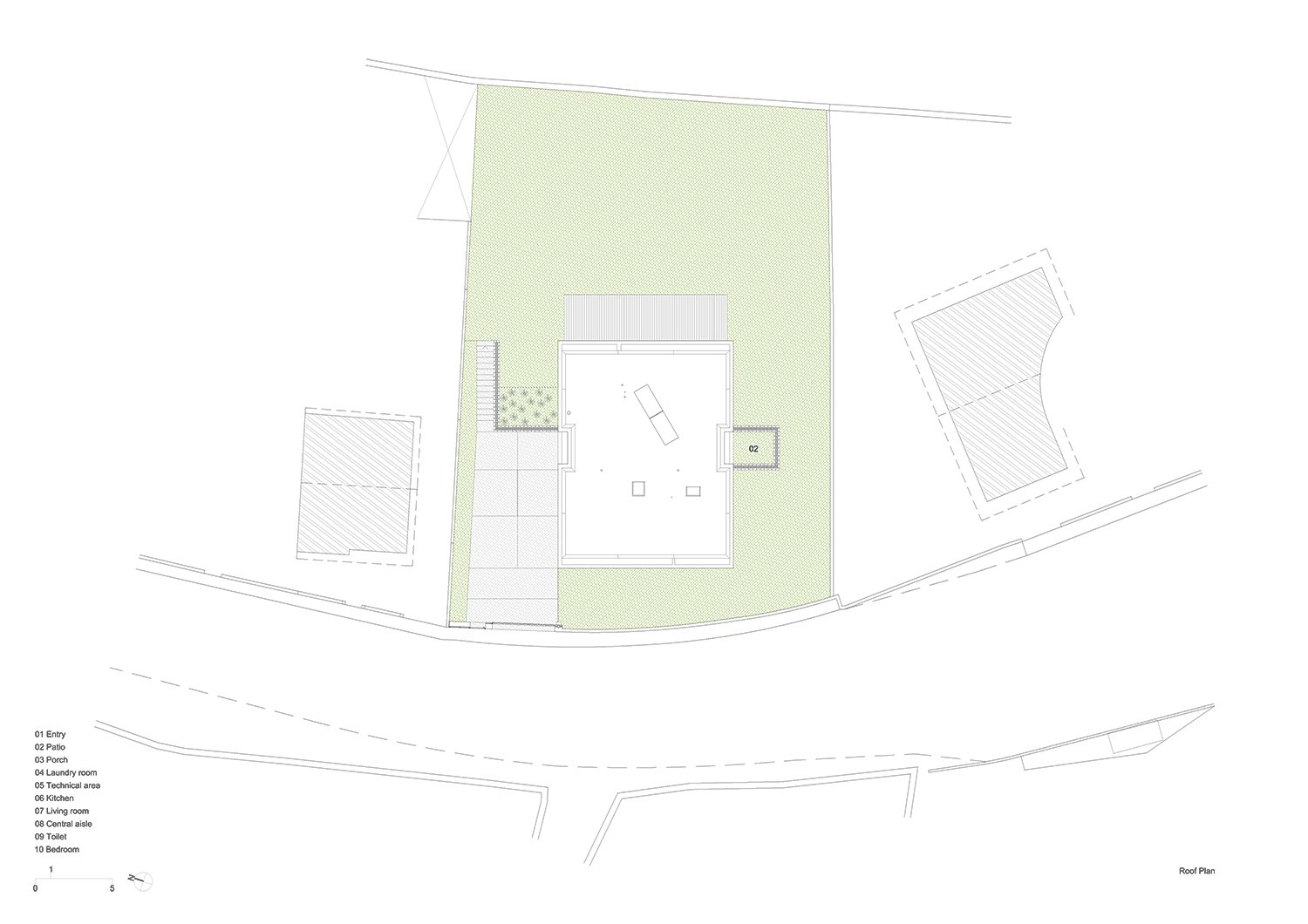 cover plan Raulino Silva}