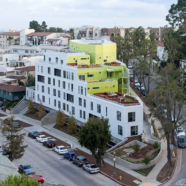 Ucla Apartments: The Plan Awards
