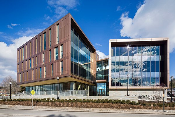 University of Massachusetts Design Building