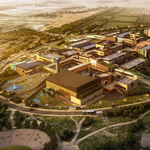 Al Qassim Green University, Babilonia, Iraq