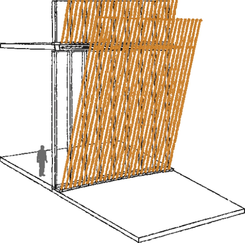 Facade sunscreen study duccio grassi architects}