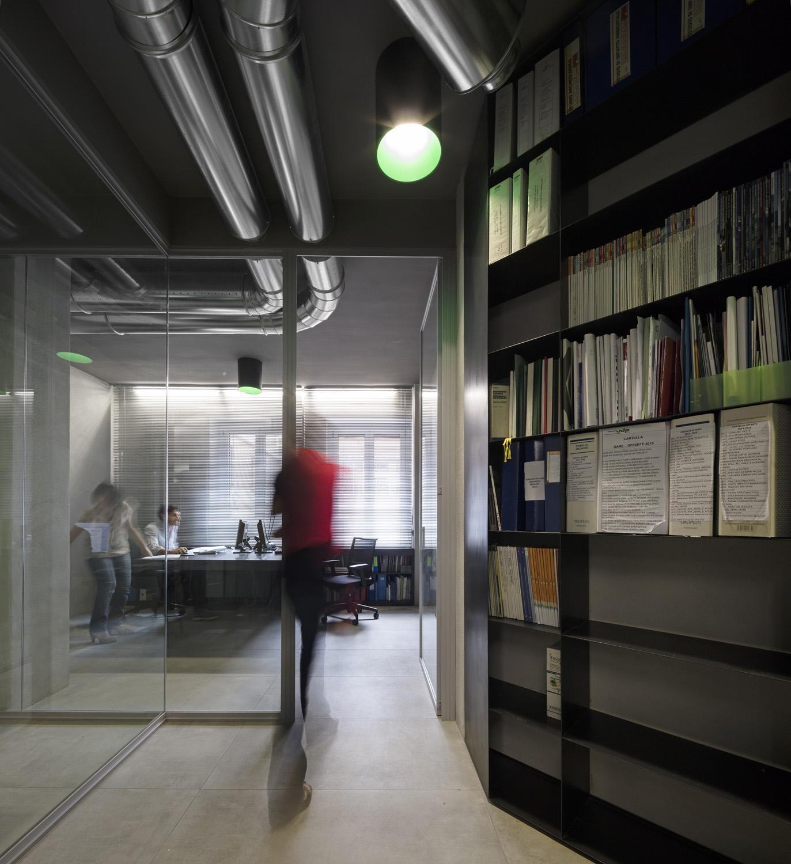 Associated office