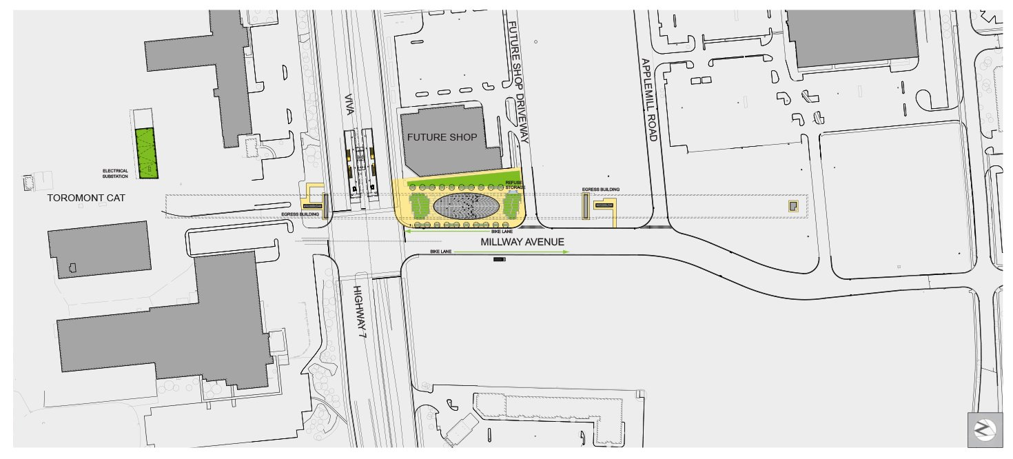 Site Plan - Opening Day Grimshaw}