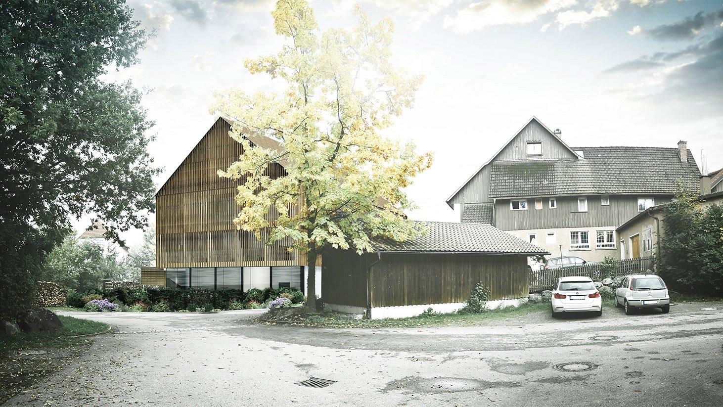 rendering markus tauber architectura}
