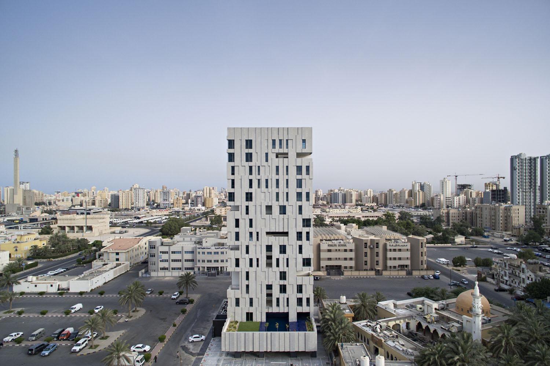 Exterior View AGi architects