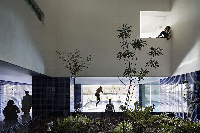 Swimming Pool_Interior View AGi architects