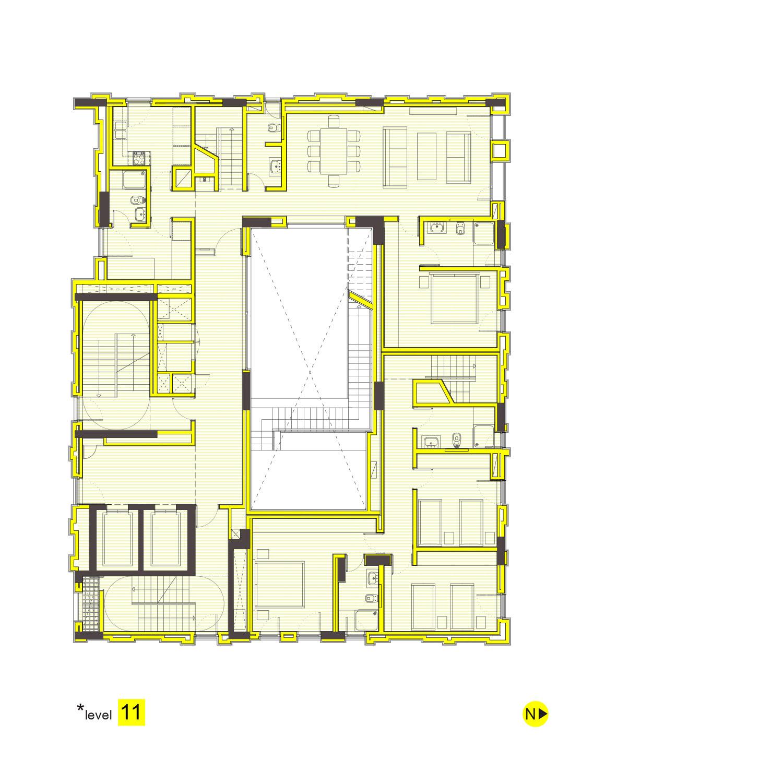 level 11 AGi architects}