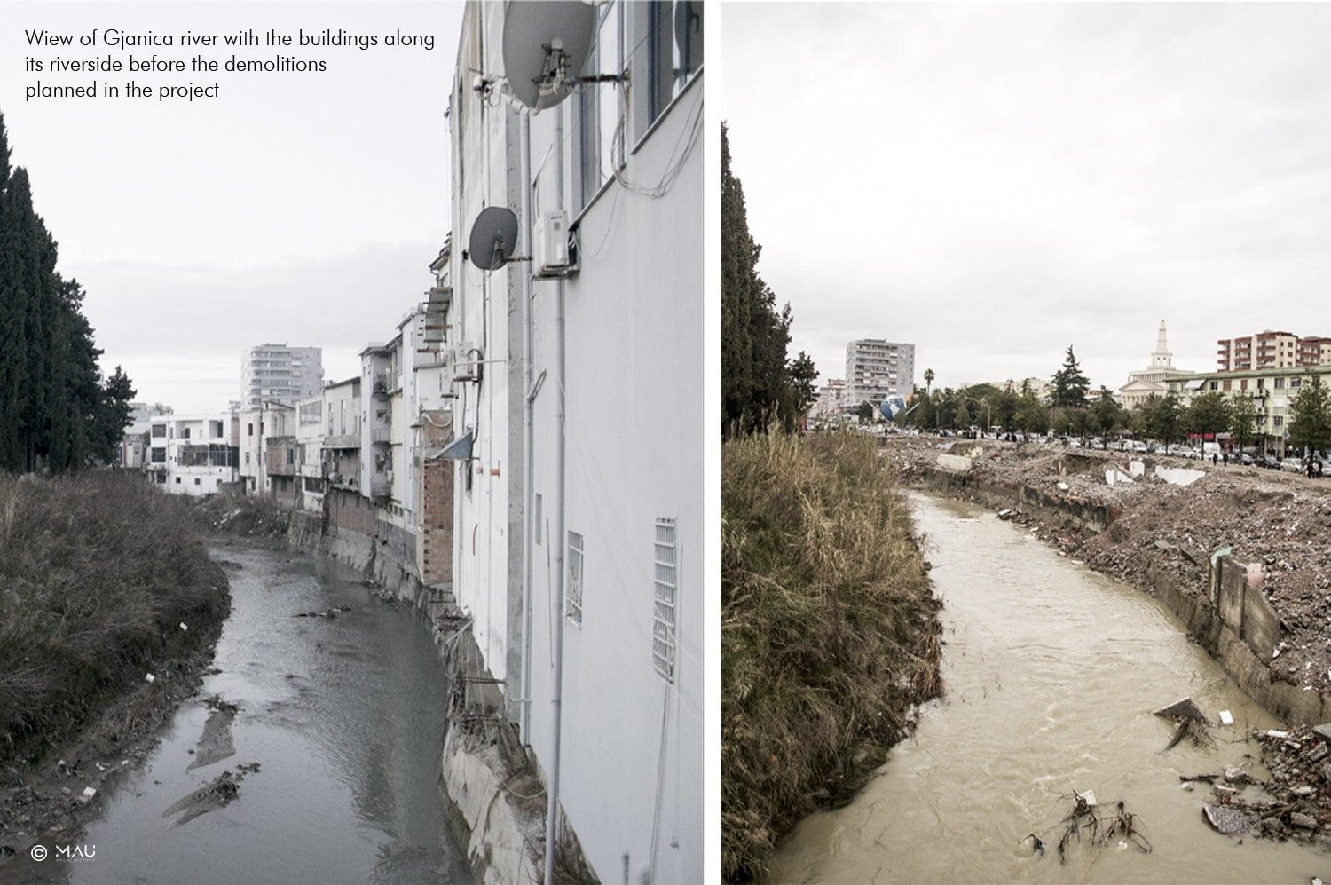 10 demolition before and after MAU