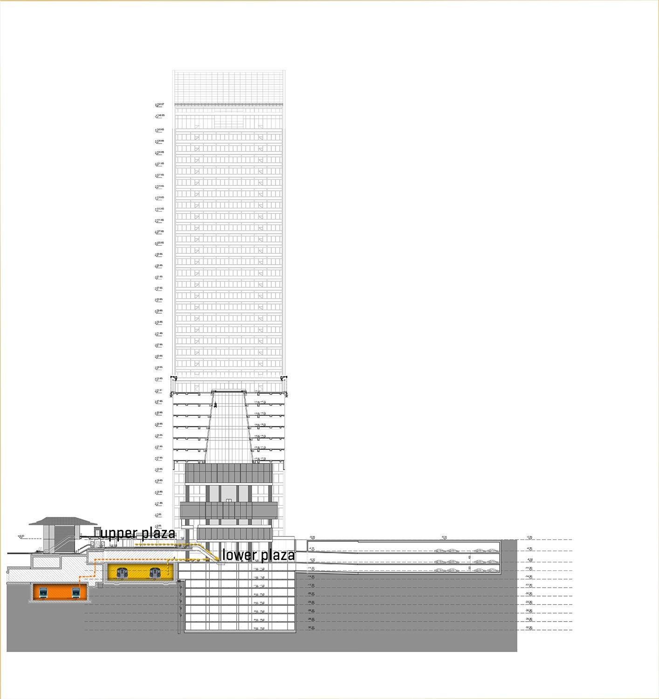 YDA CENTER - SECTION 02 YAZGAN DESIGN ARCHITECTURE}