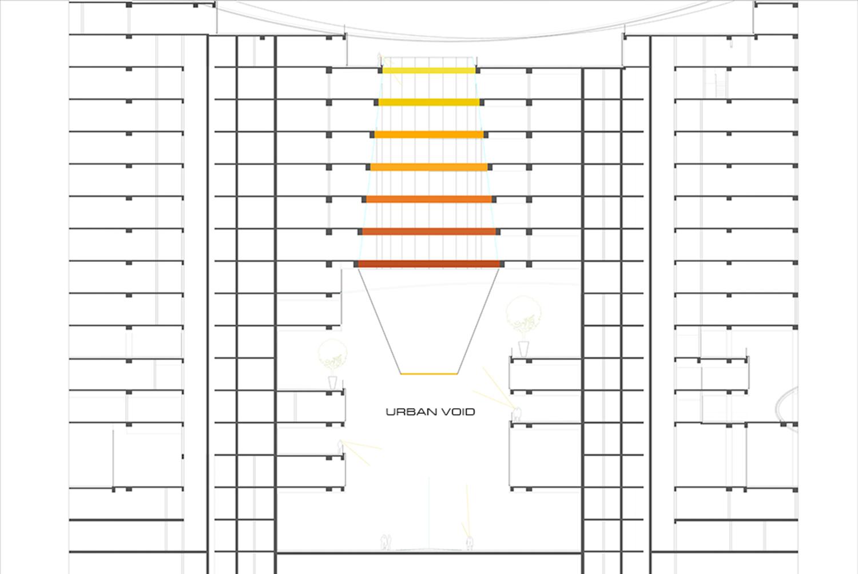 YDA CENTER - SECTION 03 YAZGAN DESIGN ARCHITECTURE}