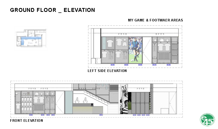 Ground Floor, elevation }