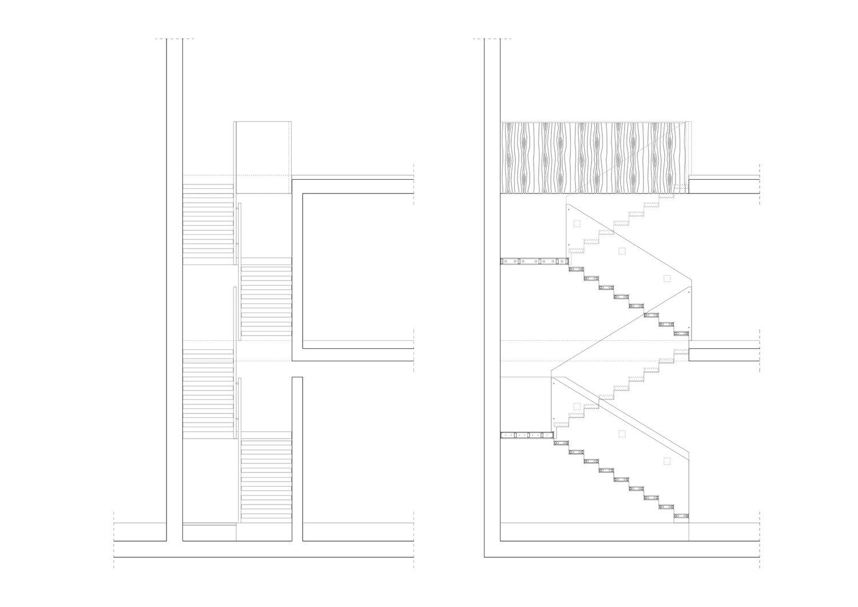 detail staircase bergmeisterwolf}